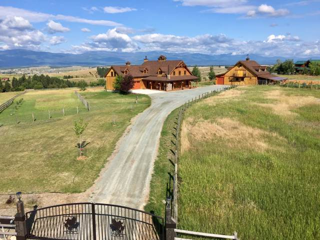 365 Wild West Drive, Eureka, MT 59917 (MLS #21912570) :: Performance Real Estate