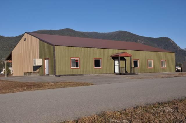 3009 Industrial Way, Thompson Falls, MT 59873 (MLS #21912919) :: Performance Real Estate