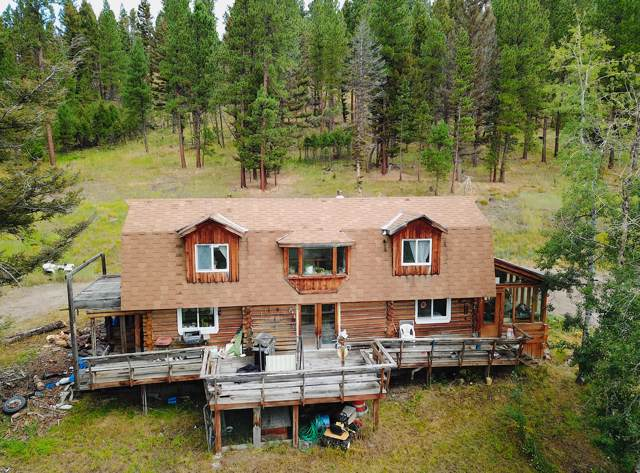 3200 Twin Gulch Drive, Lincoln, MT 59639 (MLS #21914364) :: Andy O Realty Group