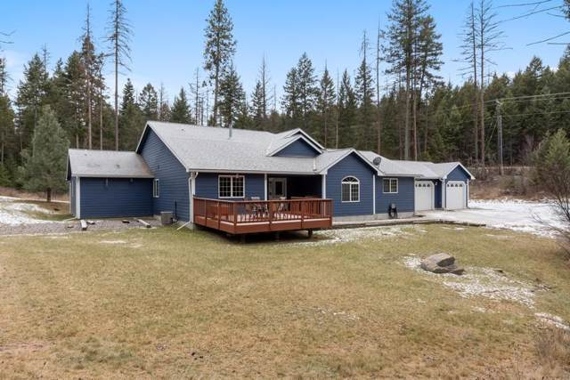 95 Angel Point Road, Lakeside, MT 59922 (MLS #21914771) :: Andy O Realty Group