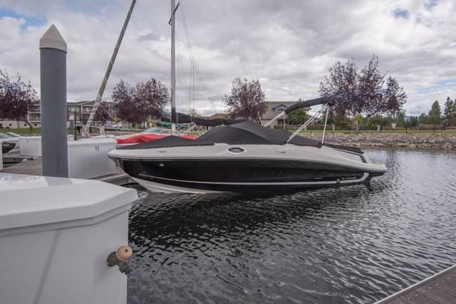 A-11 Eagle Bend Yacht Harbor Slip, Bigfork, MT 59911 (MLS #21915819) :: Performance Real Estate