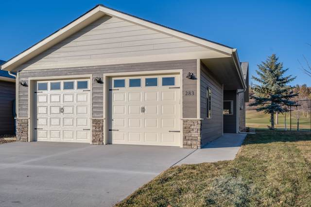 283 W Nicklaus Avenue, Kalispell, MT 59901 (MLS #21916787) :: Andy O Realty Group