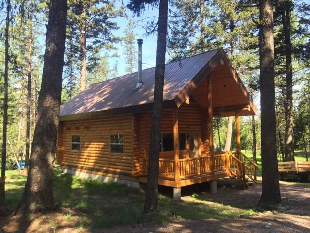 577 Sourdough Lane, Seeley Lake, MT 59868 (MLS #21916791) :: Performance Real Estate