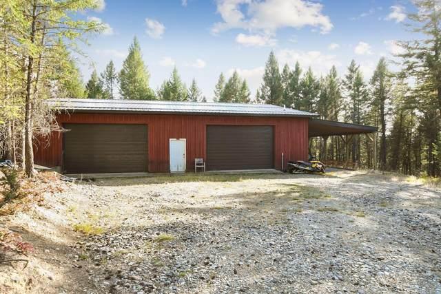516 Glen Lake Drive, Eureka, MT 59917 (MLS #21917478) :: Whitefish Escapes Realty