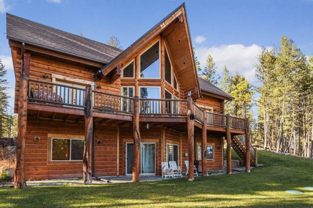 34 Calgary Circle, Rexford, MT 59930 (MLS #21917930) :: Whitefish Escapes Realty