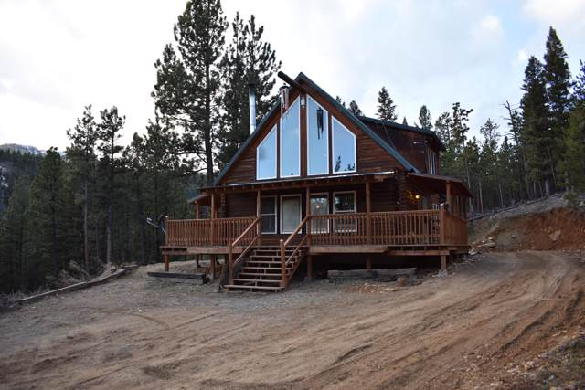 3796 Little Wolf Creek Road, Wolf Creek, MT 59648 (MLS #21918081) :: Andy O Realty Group