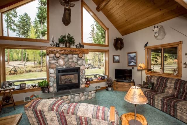 28175 Cougar Trail, Bigfork, MT 59911 (MLS #21918572) :: Performance Real Estate