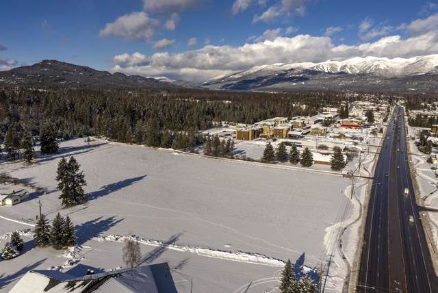 Nhn Hwy 93 S, Whitefish, MT 59937 (MLS #21918933) :: Andy O Realty Group