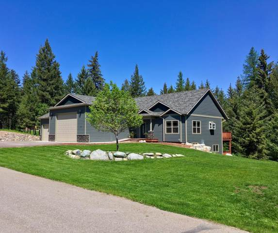 155 Mountain Timbers Drive, Columbia Falls, MT 59912 (MLS #22000281) :: Andy O Realty Group