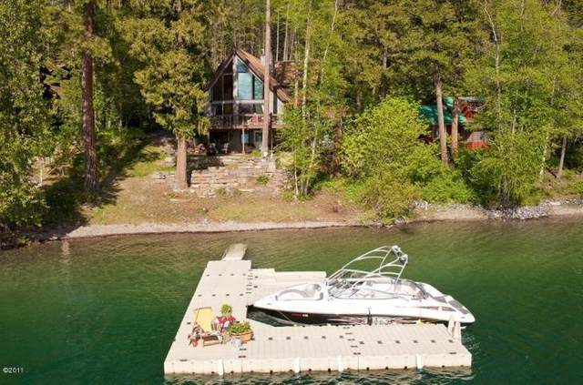 2466 Birch Glen Road, Whitefish, MT 59937 (MLS #22001565) :: Andy O Realty Group