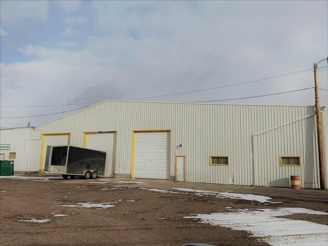 2501 Vaughn Road, Great Falls, MT 59404 (MLS #22001633) :: Performance Real Estate