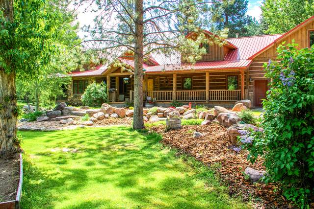 1930 Lyons Creek Road, Wolf Creek, MT 59648 (MLS #22002023) :: Andy O Realty Group