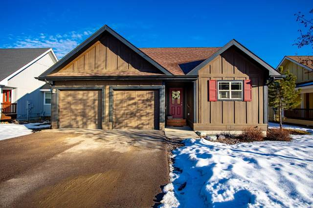 582 Labrie Drive, Whitefish, MT 59937 (MLS #22002319) :: Andy O Realty Group