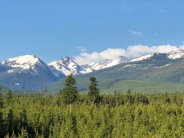 Nhn Elk Creek Road, Condon, MT 59826 (MLS #22002462) :: Montana Life Real Estate