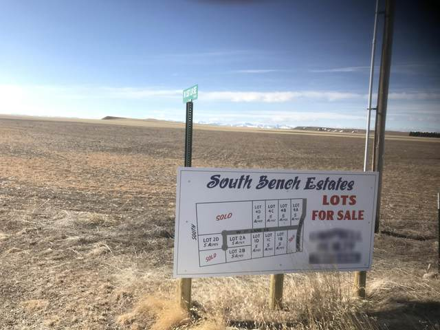 Lot 4-A W 1st Lane SE, Fairfield, MT 59436 (MLS #22002522) :: Andy O Realty Group
