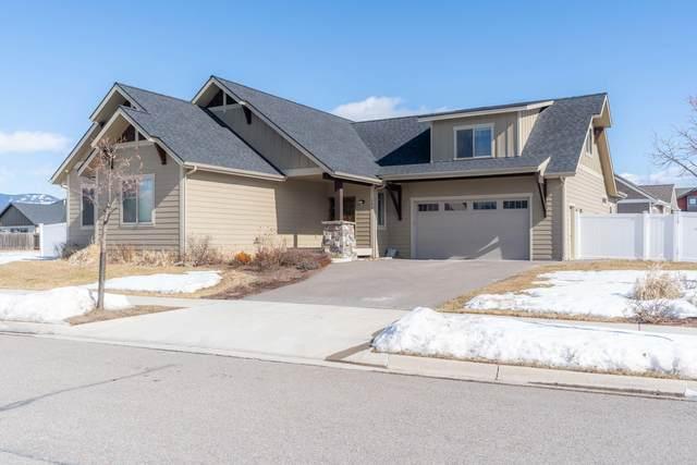 143 Granite Drive, Whitefish, MT 59937 (MLS #22002619) :: Performance Real Estate
