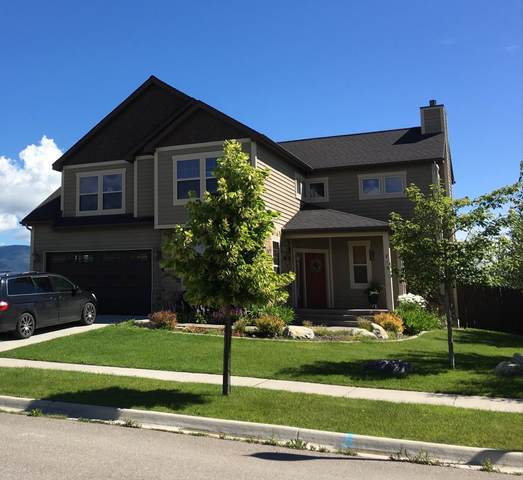215 Vista Drive, Whitefish, MT 59937 (MLS #22004509) :: Performance Real Estate
