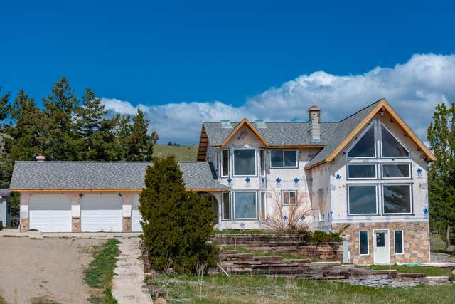 2 Mule Trail Road, Clancy, MT 59634 (MLS #22004728) :: Andy O Realty Group