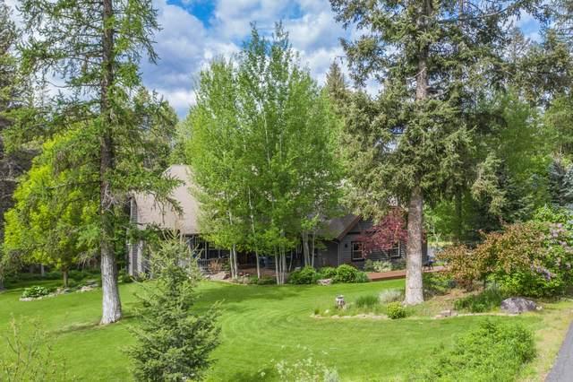 115 Little Mountain Road, Whitefish, MT 59937 (MLS #22005463) :: Dahlquist Realtors