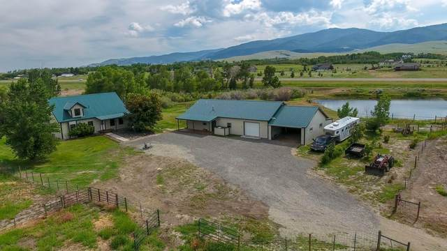15 W Rose Quartz Road, East Helena, MT 59635 (MLS #22006138) :: Andy O Realty Group
