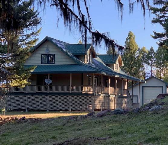 359 Summit Drive, Seeley Lake, MT 59868 (MLS #22006554) :: Performance Real Estate