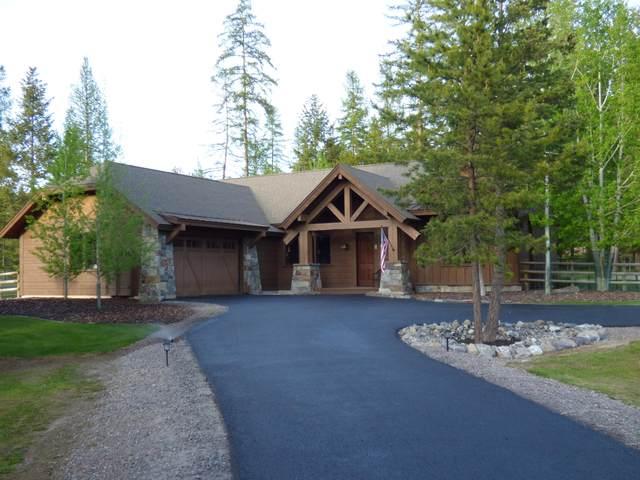 196 Timbered Terrace, Whitefish, MT 59937 (MLS #22007022) :: Montana Life Real Estate