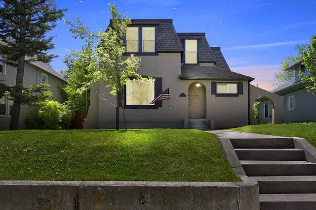 827 11th Avenue, Helena, MT 59601 (MLS #22007209) :: Andy O Realty Group