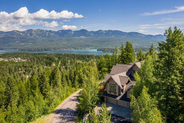 701 Grouse Ridge Court, Whitefish, MT 59937 (MLS #22007340) :: Andy O Realty Group