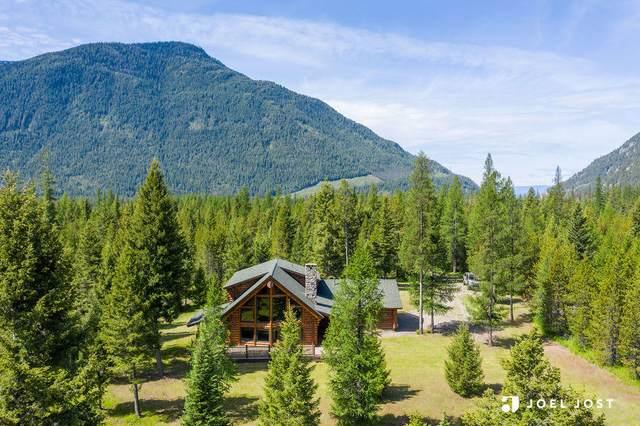 5379 Flathead Ranch Road, Columbia Falls, MT 59912 (MLS #22007422) :: Andy O Realty Group