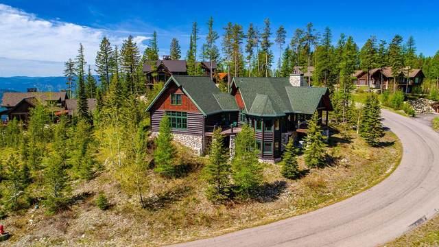 116 Ridge Top Drive, Whitefish, MT 59937 (MLS #22007432) :: Performance Real Estate