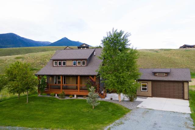 97 Peltier Place, Eureka, MT 59917 (MLS #22007471) :: Andy O Realty Group
