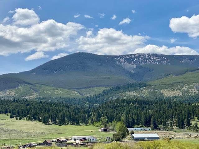 1270 Nevada Creek Ranch Drive, Helmville, MT 59843 (MLS #22008803) :: Peak Property Advisors