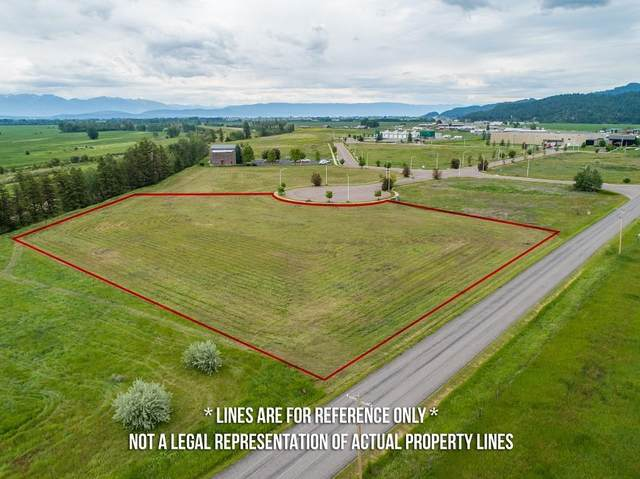 100 Old School Drive, Kalispell, MT 59901 (MLS #22009100) :: Performance Real Estate