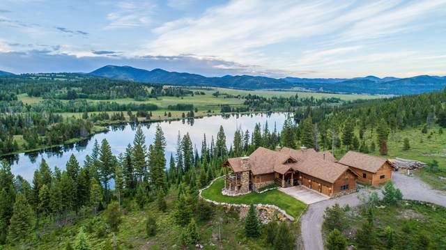 Krohn Lake Ranch, Lincoln, MT 59639 (MLS #22009817) :: Andy O Realty Group