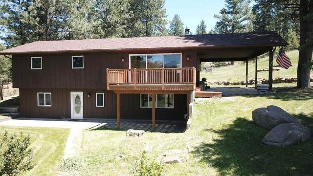 730 Hwy 282, Montana City, MT 59634 (MLS #22010363) :: Andy O Realty Group