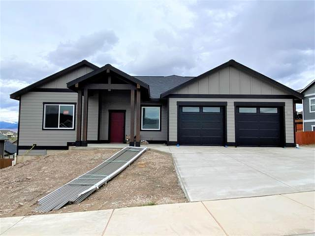 4556 Christian Drive, Missoula, MT 59803 (MLS #22010688) :: Whitefish Escapes Realty