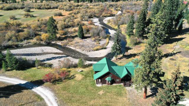 9975 A West Fork Road, Darby, MT 59829 (MLS #22010932) :: Whitefish Escapes Realty