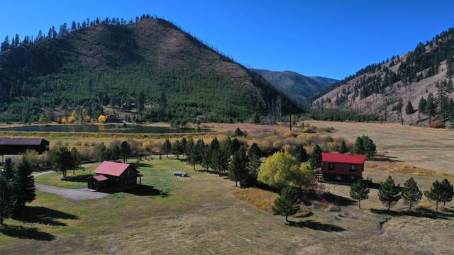 9975 D West Fork Road, Darby, MT 59829 (MLS #22010956) :: Montana Life Real Estate