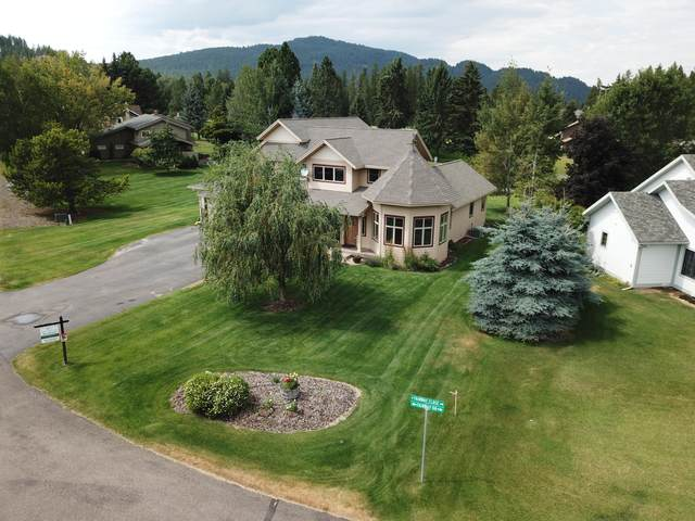 329 Fairway Drive, Whitefish, MT 59937 (MLS #22011277) :: Montana Life Real Estate