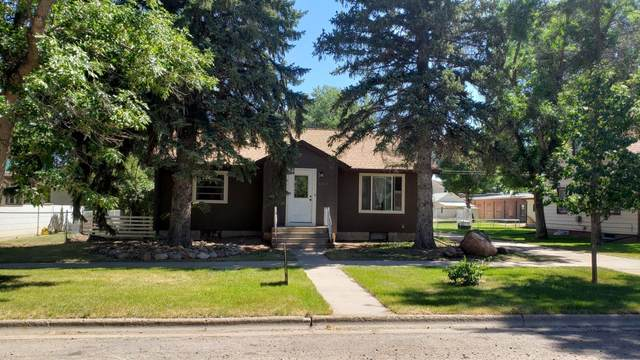 1215 Main Street, Fort Benton, MT 59442 (MLS #22011683) :: Dahlquist Realtors