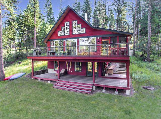 130 Glenview Drive, Eureka, MT 59917 (MLS #22011872) :: Andy O Realty Group