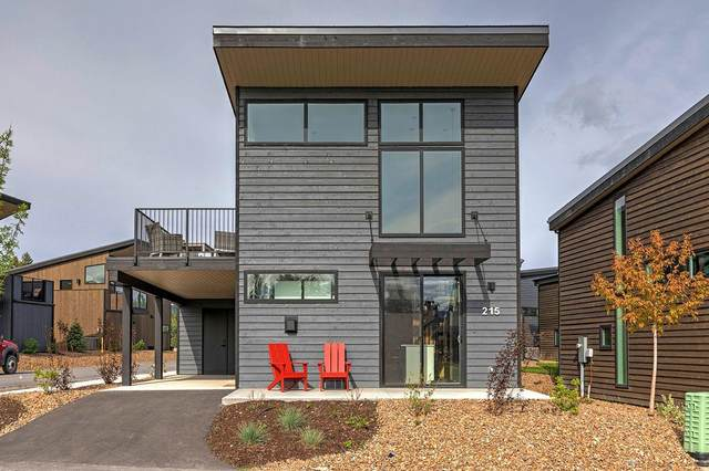 213 Granite Avenue, Whitefish, MT 59937 (MLS #22011931) :: Dahlquist Realtors