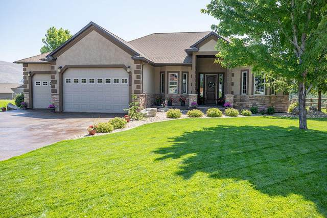 6611 Bristle Cone Court, Lolo, MT 59847 (MLS #22012235) :: Andy O Realty Group