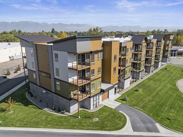 100 Woodlands Way, Kalispell, MT 59901 (MLS #22012732) :: Performance Real Estate