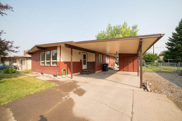 409 23rd Avenue NE, Great Falls, MT 59404 (MLS #22013573) :: Performance Real Estate