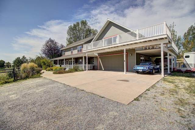 41402 Flathead View Drive, Polson, MT 59860 (MLS #22014146) :: Performance Real Estate