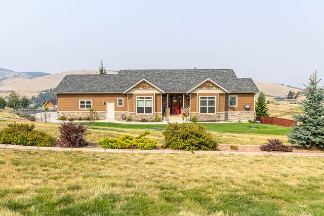 2 Sunset View Drive, Clancy, MT 59634 (MLS #22015040) :: Andy O Realty Group