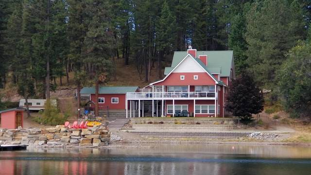 1123 Blackies Bay Road, Bigfork, MT 59911 (MLS #22015592) :: Performance Real Estate