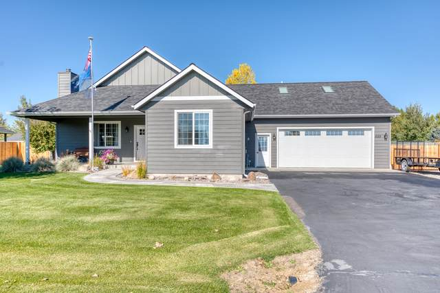533 Darlene Drive, Corvallis, MT 59828 (MLS #22016312) :: Whitefish Escapes Realty