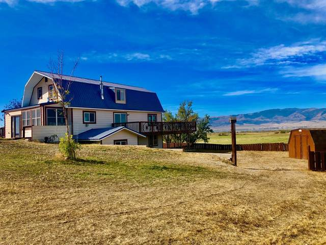 3523 Mt Hwy 284, Townsend, MT 59644 (MLS #22016469) :: Montana Life Real Estate